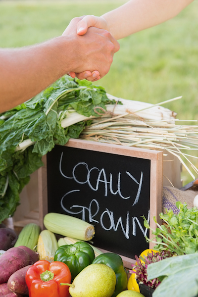 Locally Grown Produce
